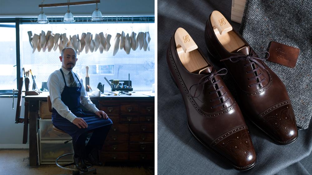 Yohei Fukuda's Bespoke Shoes