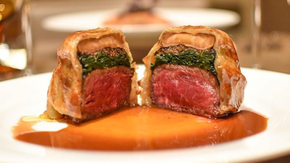 Mooo Beef Wellington