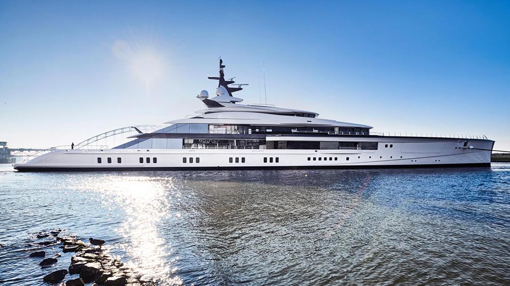 Oceanco Project Bravo superyacht