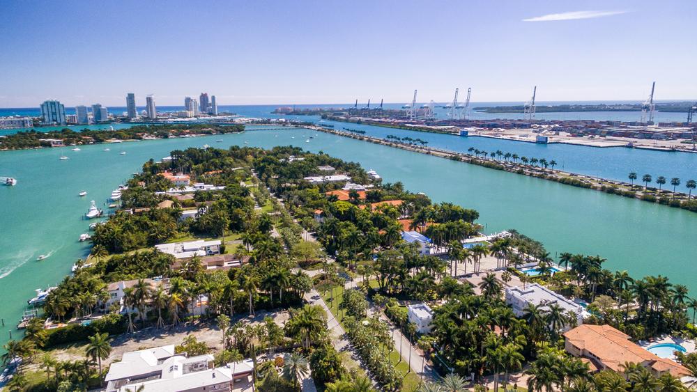 Palm Island, Miami