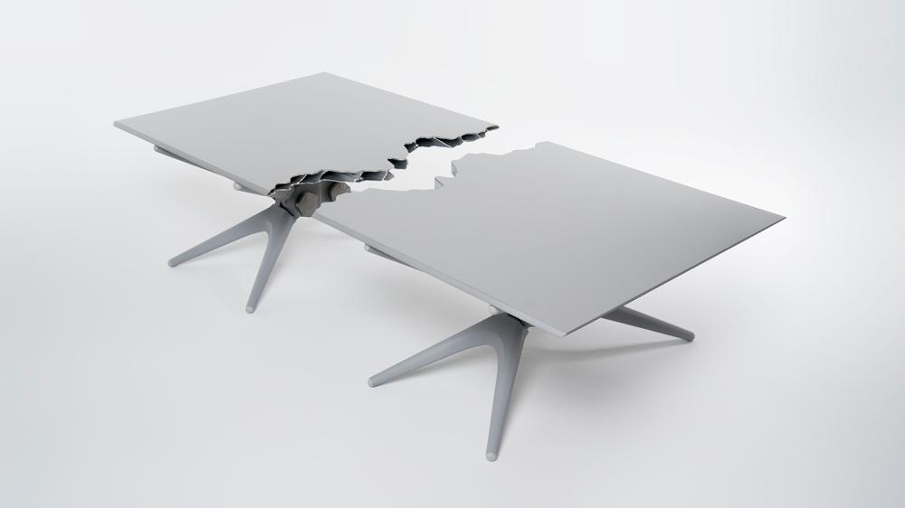 Pentatonic x Snarkitecture Table