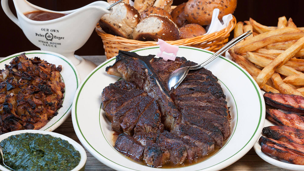 Peter Luger steakhouse