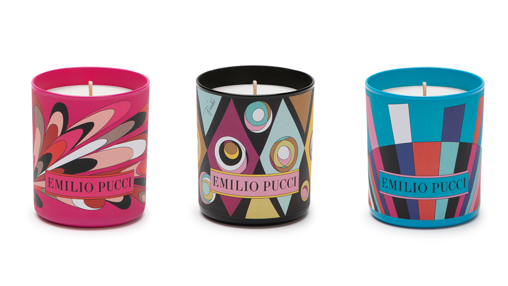 Pucci candles