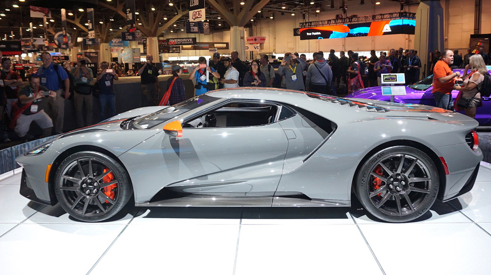 The 2019 Ford GT Carbon Series