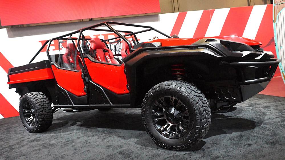 Honda's ROAV Concept.