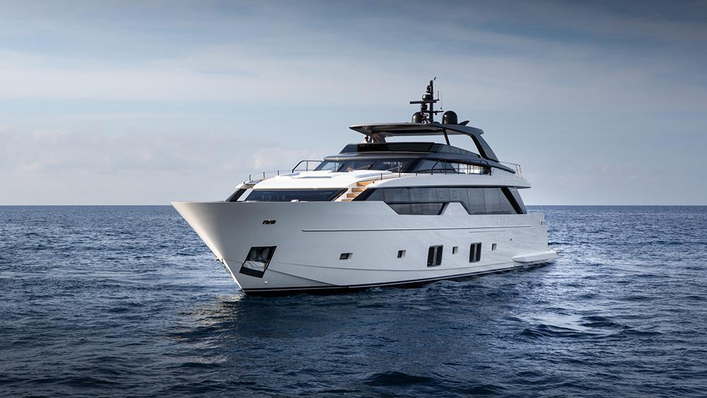 Sanlorenzo SL102 Asymmetric Yacht