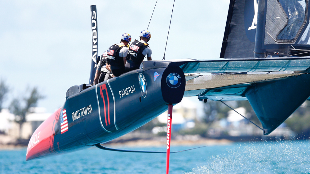 Airbus America's Cup