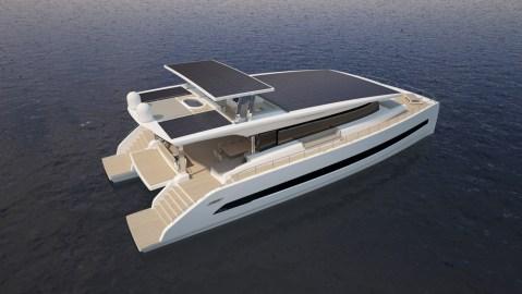 Silent 79 Yacht