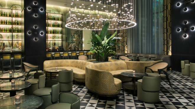 SLS Lux Brickell Hotel, Miami