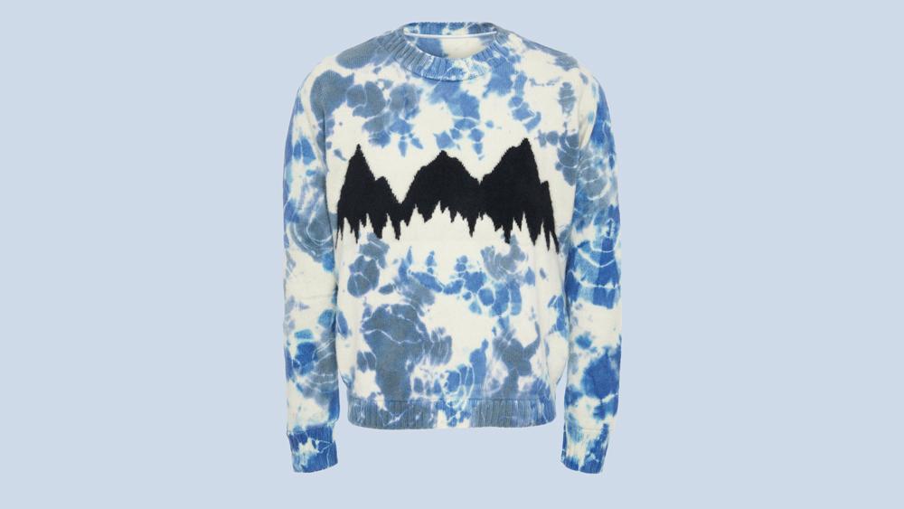 The Elder Statesman Cashmere Mountain Sweater