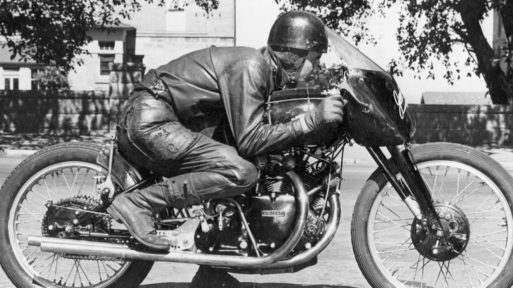 1951 Vincent Black Lightning