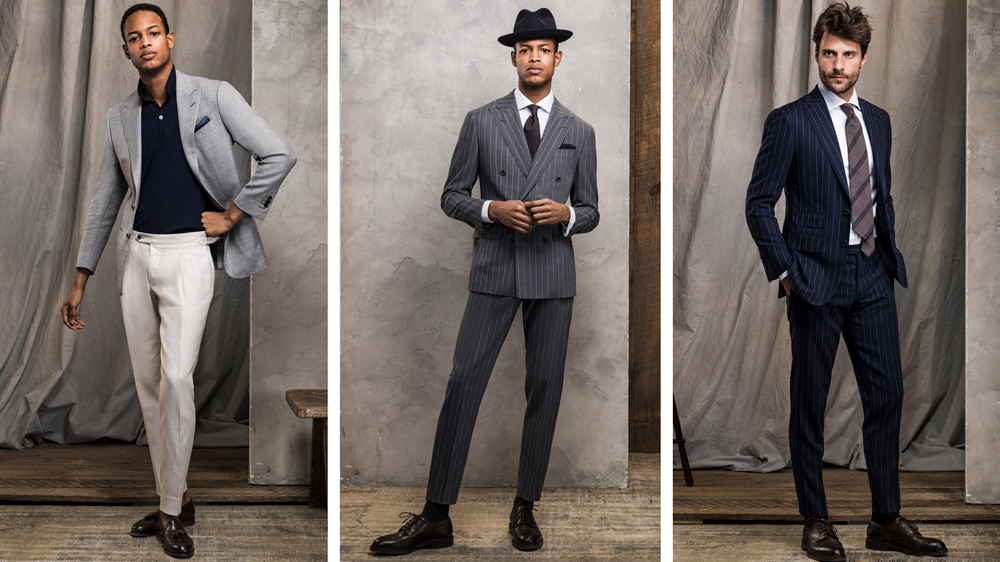Thom Sweeney Suits