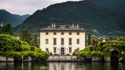 Villa Balbiano Luxury Vacation Rental, Lake Como, Italy