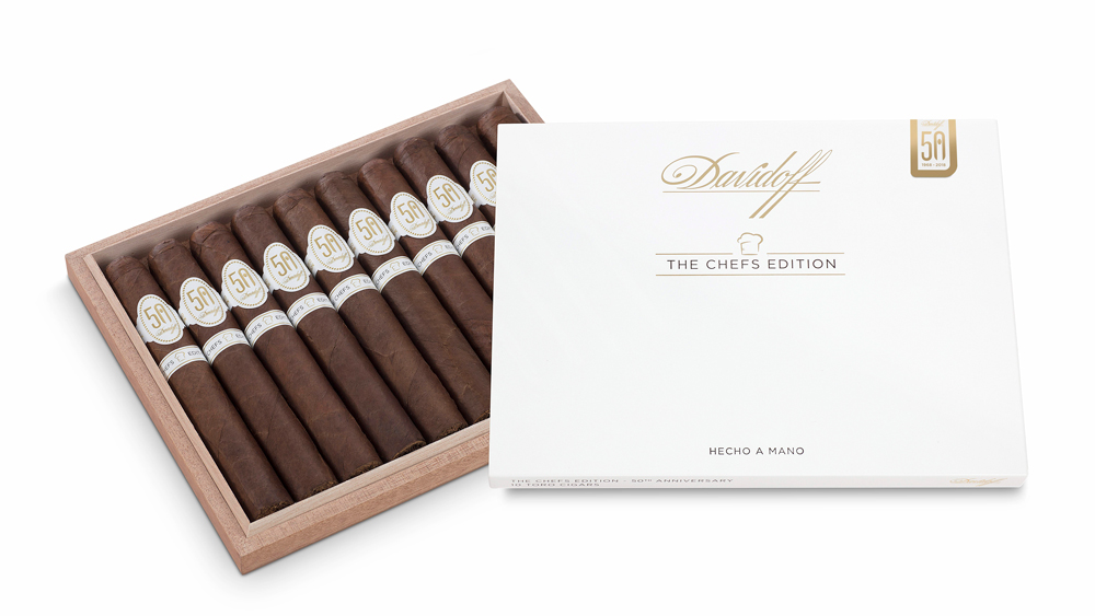 Davidoff Chef's Cigar - 2nd Edition