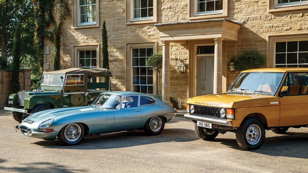 Jaguar Land Rover Reborn Series