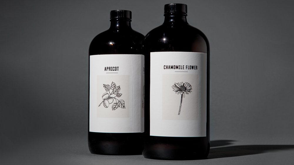 Spirits distilled at Matchbook Distilling Company