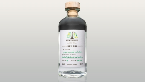 Holyrood Distillery Gin