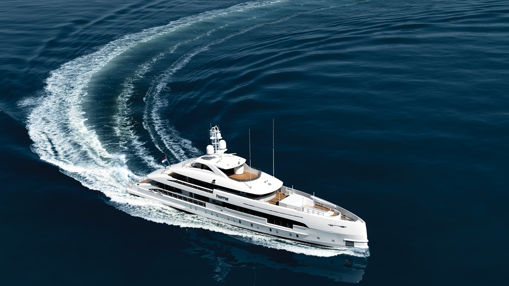Yacht Buyers Find Hybrids Do A Lot More Than Saving The Earth Robb Report