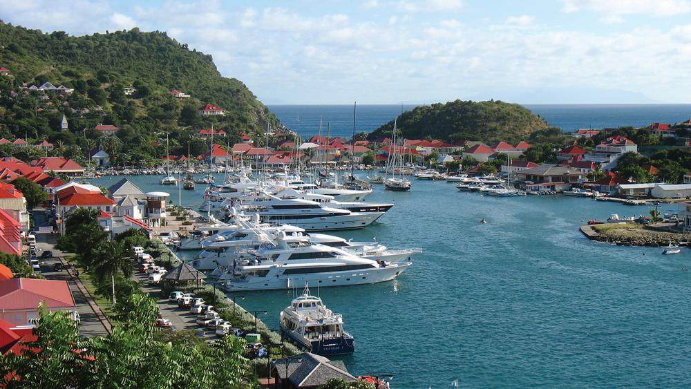 St. Barts Gustavia Harbor
