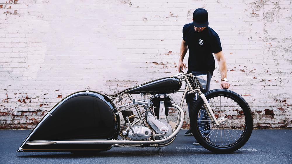 Hazan Custom bike