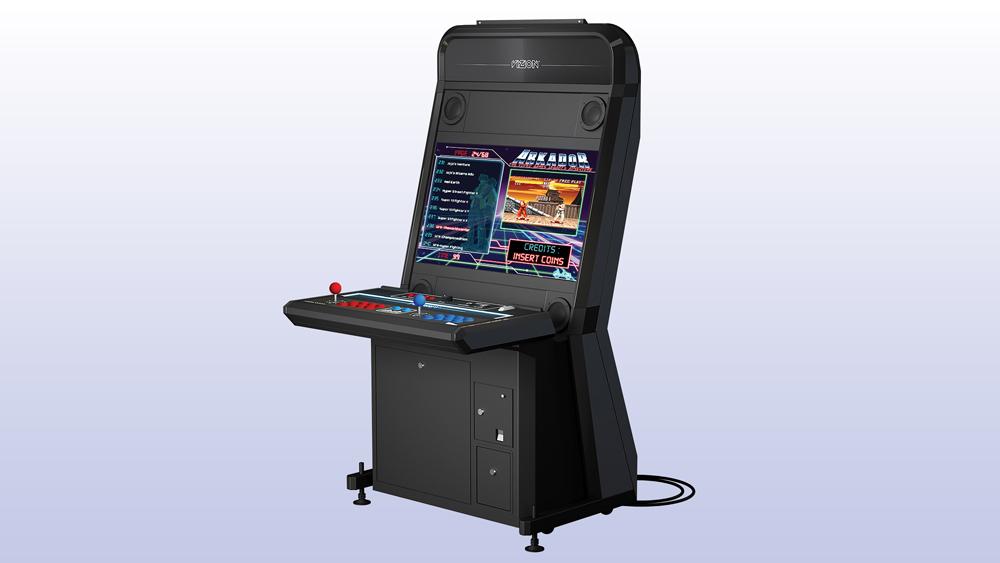 Vizion Arkador Arcade Console
