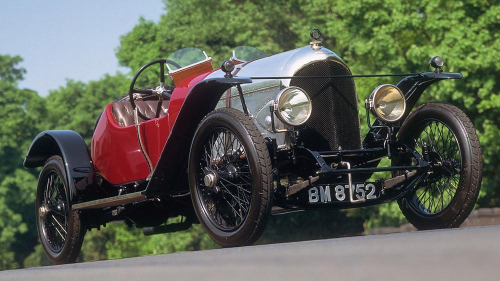 The 1919 Bentley 3-Litre EXP 2.