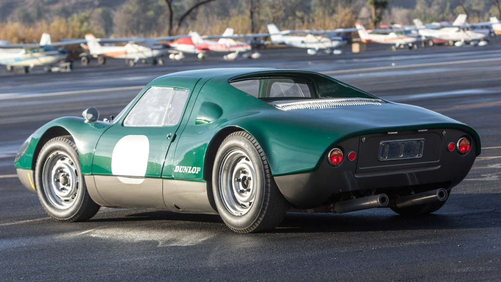 The 1964 Porsche 904 GTS to be presented at the 2019 Bonhams Scottsdale Auction.