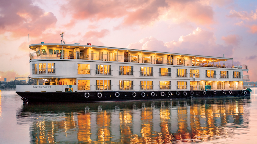 Ganges Voyager Cruise India Uniworld