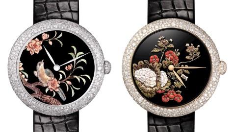 Chanel Coromandel watches