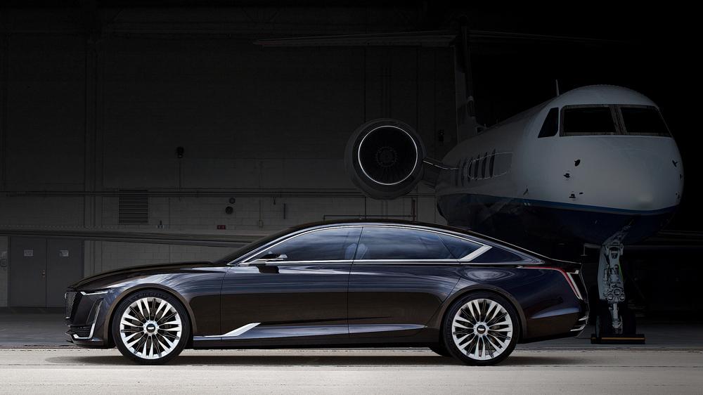 The Escala Concept Cadillac