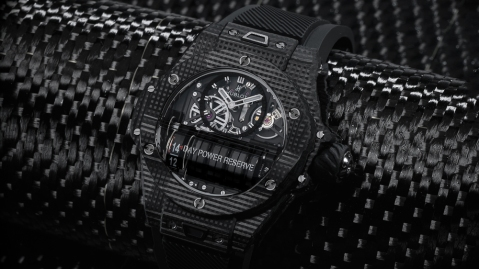 Hublot Carbon Fiber Big Bang