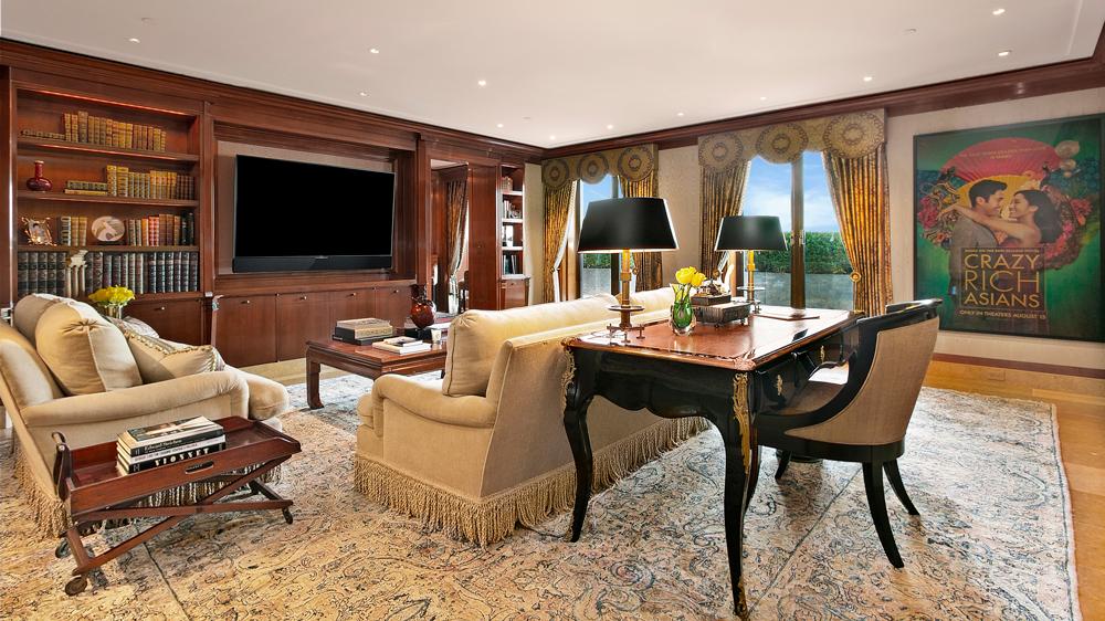 50 Central Park South, Ritz Carlton Residences
