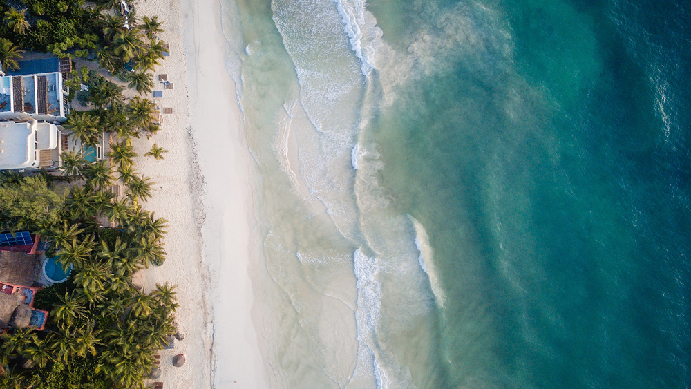Tulum's New Zorba Beach Homes Vacation Rentals