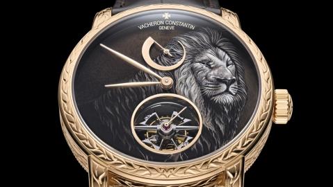 Les Cabinotiers Tourbillon Lion