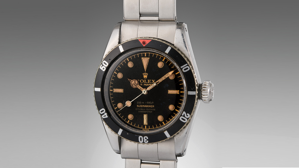 Rolex James Bond Submariner