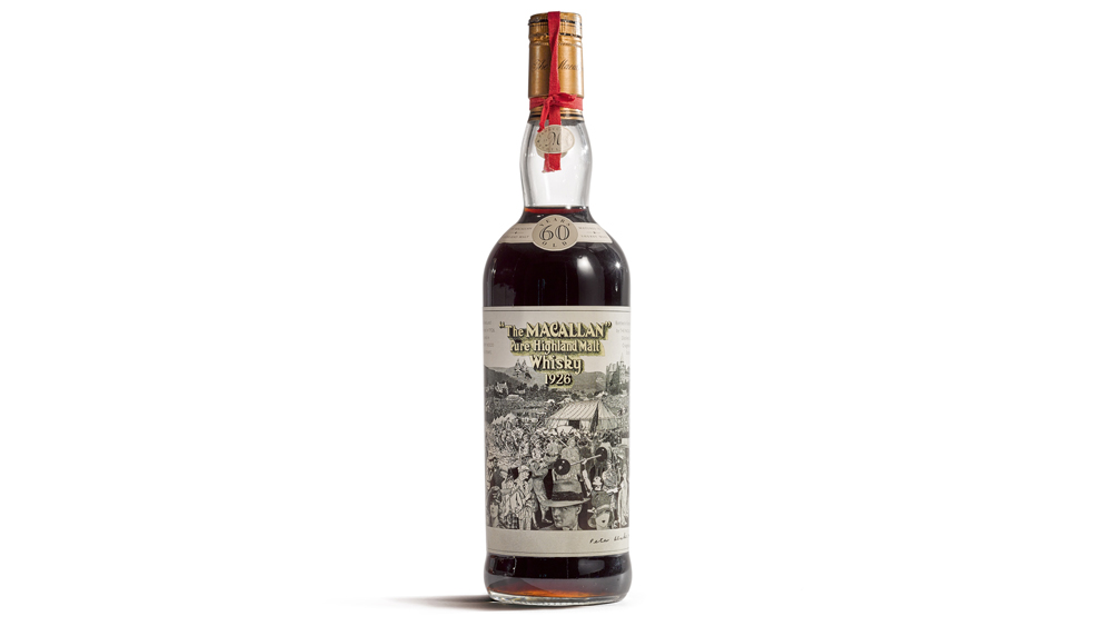 The Macallan 1926 60 Years Old Sotheby's