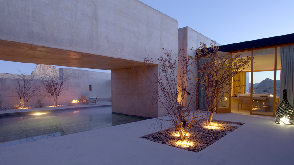 Amangiri Amangiri Suite Terrace & Pool