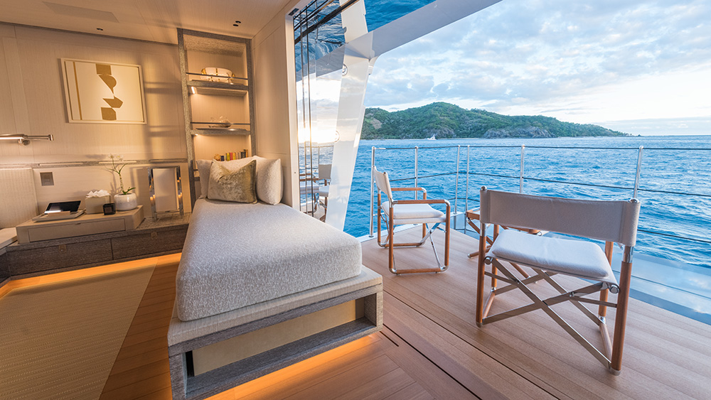 amels driftwood fiji y.co charter yacht