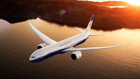 BBJ 777X