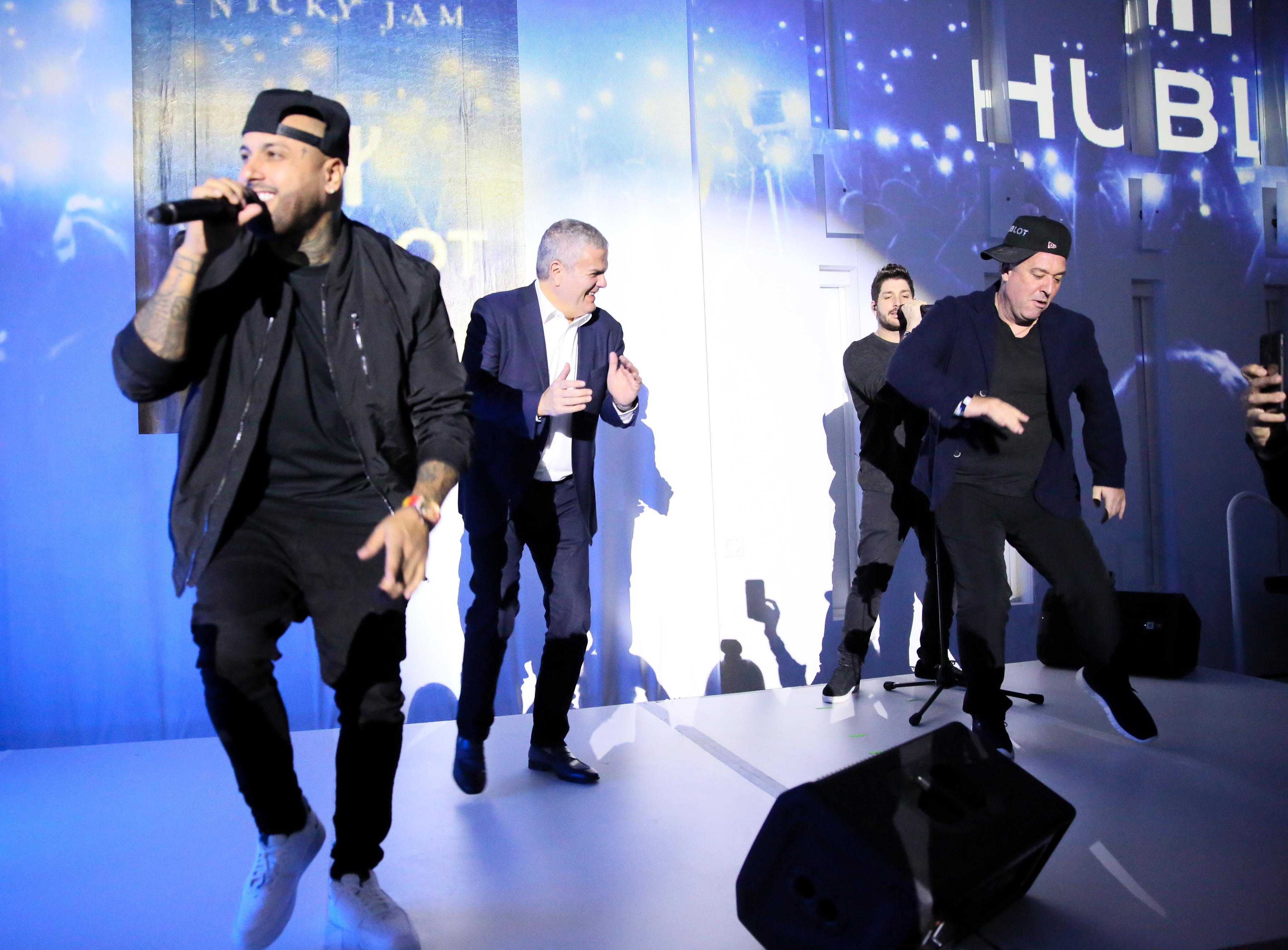 Nicky Jam, Ricardo Guadalupe, Rick De La Croix