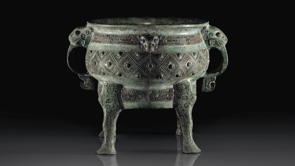 Zuo Bao Yi Gui, a 1,000-year-old Chinese bronze