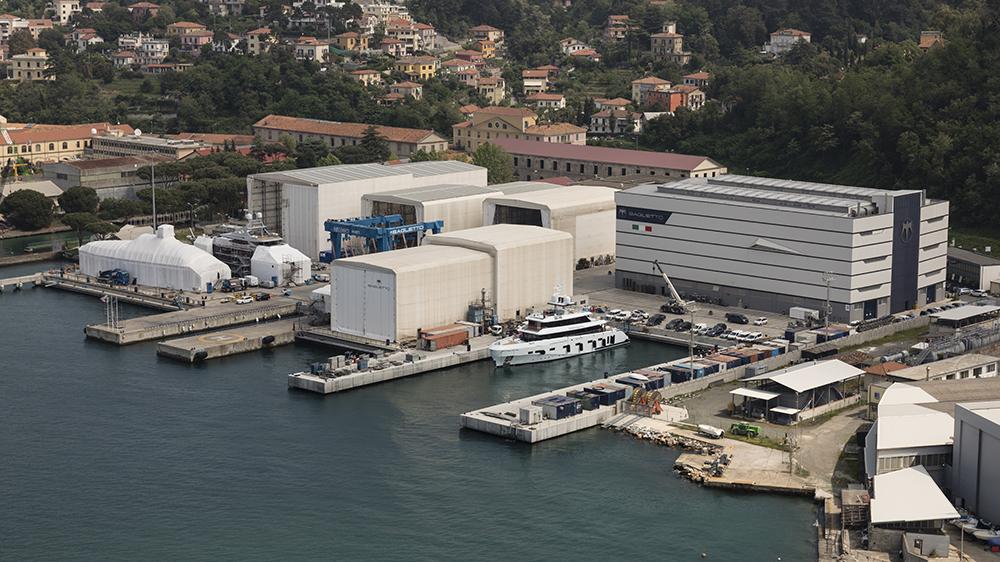 Baglietto Shipyard