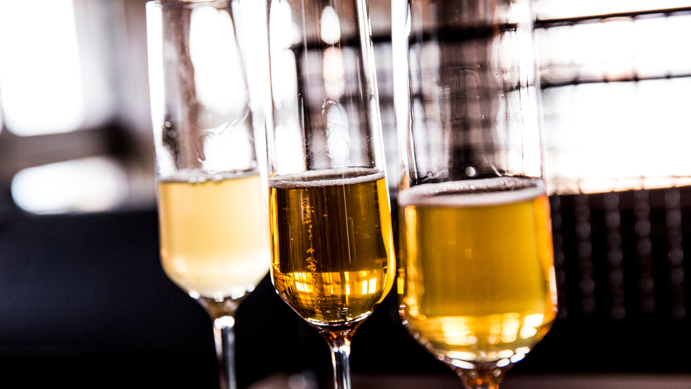 Holiday Sparkling Wine Pairings