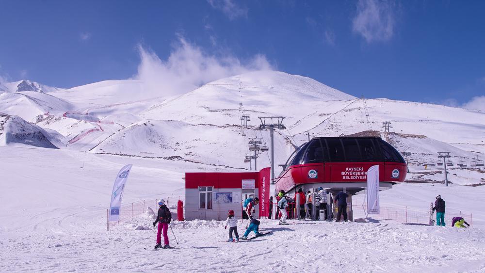 Erciyes Resort Turkey