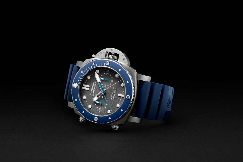 Panerai Guillaume Nery Submersible Watch