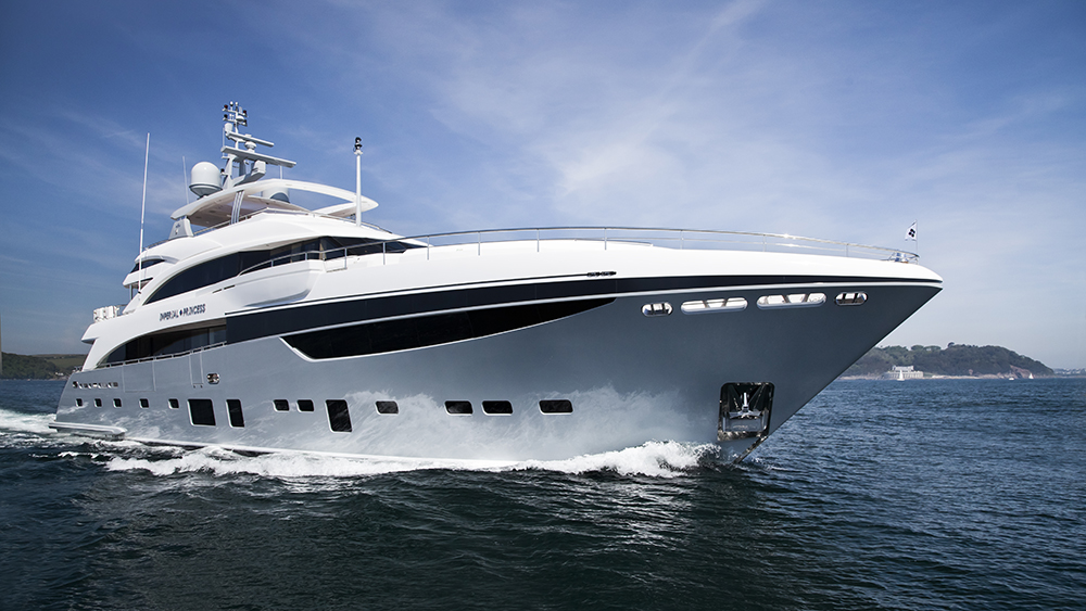 Princess Yachts Imperial Princess 40M