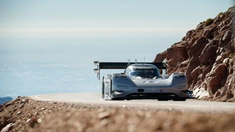 Volkswagen I.D. R Pikes Peak Romain Dumas