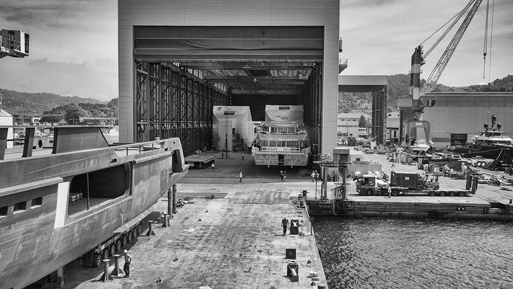 Sanlorenzo Superyacht Yard