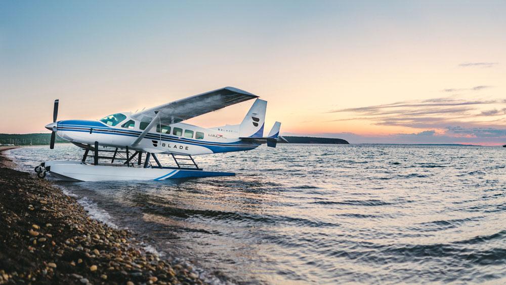 Seaplane to the Bahamas