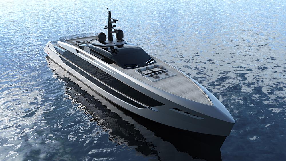 Tankoa Yachts S533 Saetta